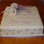 Silver Anniversary sugar Cala Lillies