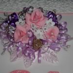 Pretty lilacs & pink sugar Roses