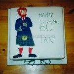 The Scotsman's 60th
