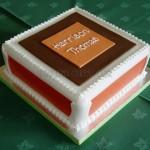 Brown & Orange Theme