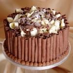 Chocolate Heaven with Chocolate Shavings