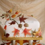 Autumn Leaves Top Tier