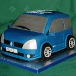 3D Renault Clio