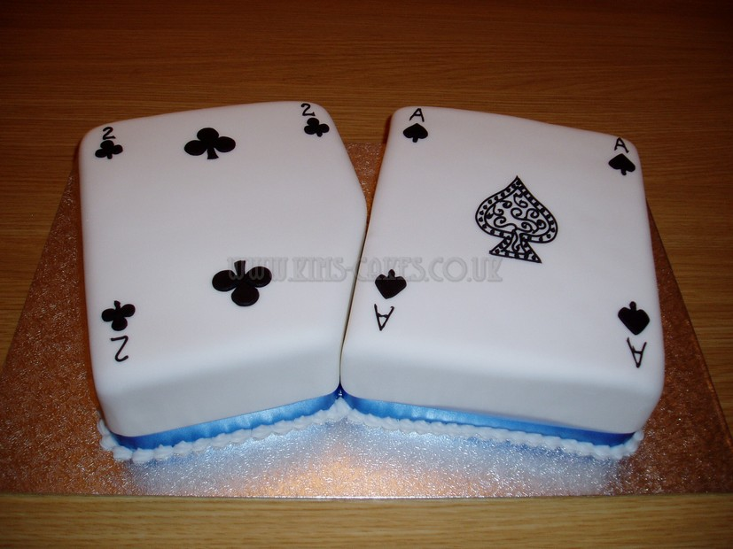 Cake Designs Playing Cards : Hobbies K s Cakes