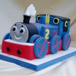Thomas Tank Engine 3D