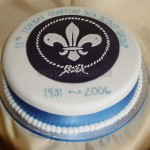 Torbay Scouts Anniversary