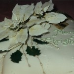 Ivory Christmas Rose