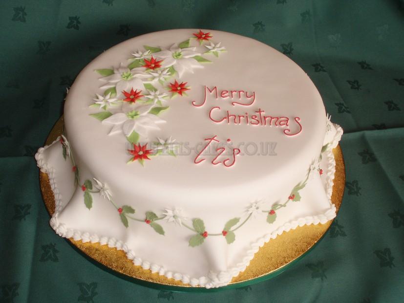 Christmas Ks Cakes